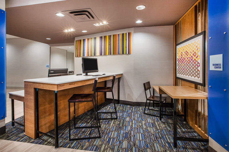 Holiday Inn Express Radcliff - Fort Knox-Business Center <br/>Image from Leonardo