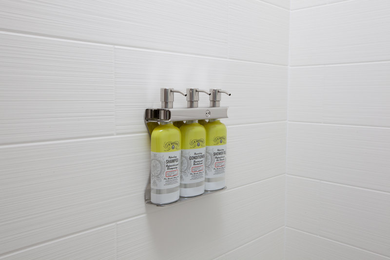 Holiday Inn Express Suites Jasper-Bathroom Amenities <br/>Image from Leonardo