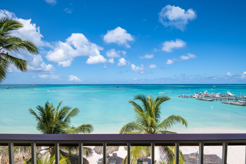 Holiday Inn Resort Aruba - Balcony Ocean View  <br/>Image from Leonardo