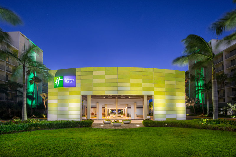 Holiday Inn Resort Aruba - Entrance  <br/>Image from Leonardo