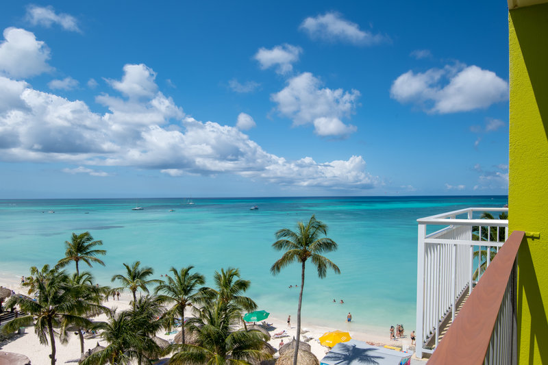 Holiday Inn Resort Aruba - View from Room  <br/>Image from Leonardo