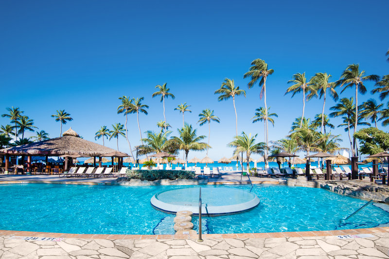 Holiday Inn Resort Aruba - Pool  <br/>Image from Leonardo