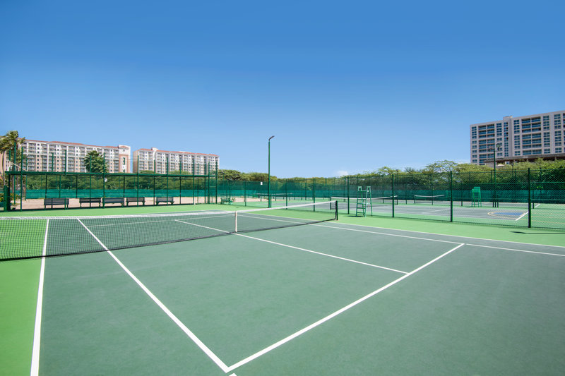 Holiday Inn Resort Aruba - Tennis  <br/>Image from Leonardo