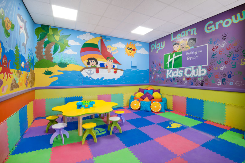 Holiday Inn Resort Aruba - Kids Club  <br/>Image from Leonardo