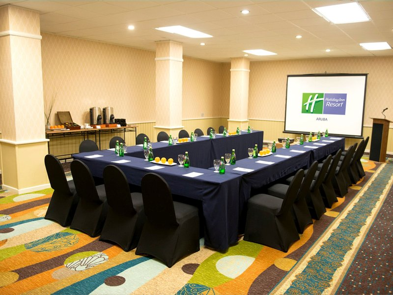 Holiday Inn Resort Aruba - Holiday Inn Resort Aruba Meeting Room <br/>Image from Leonardo