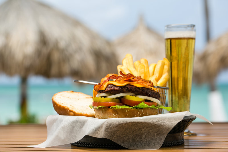 Holiday Inn Resort Aruba - Holiday Inn Aruba Oceanside Menu Item <br/>Image from Leonardo