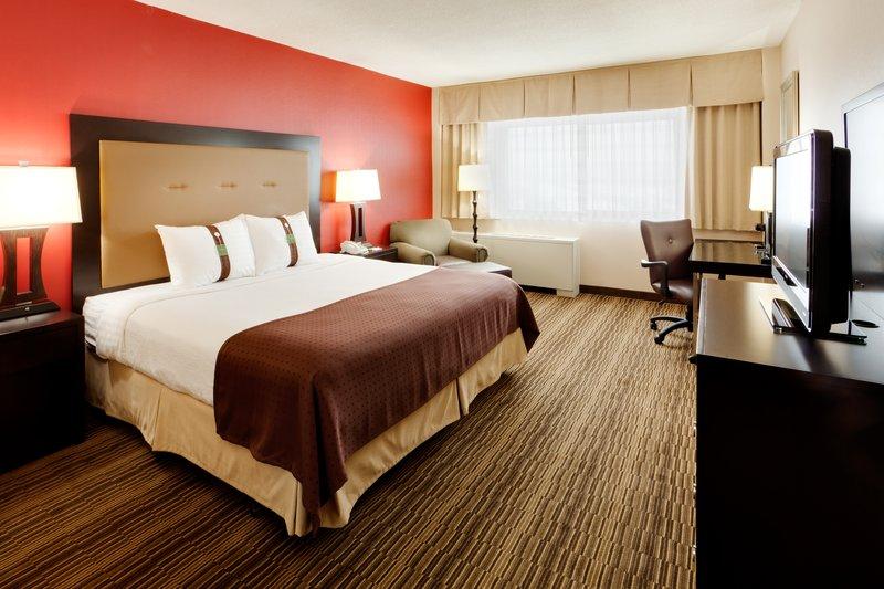 Holiday Inn Syracuse - Liverpool - Exit 37-King Room<br/>Image from Leonardo