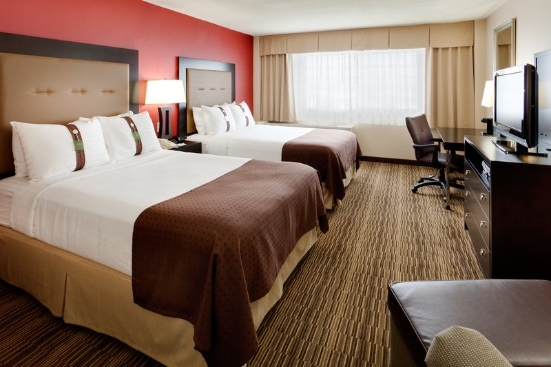 Holiday Inn Syracuse - Liverpool - Exit 37-Double Bed Guest Room<br/>Image from Leonardo