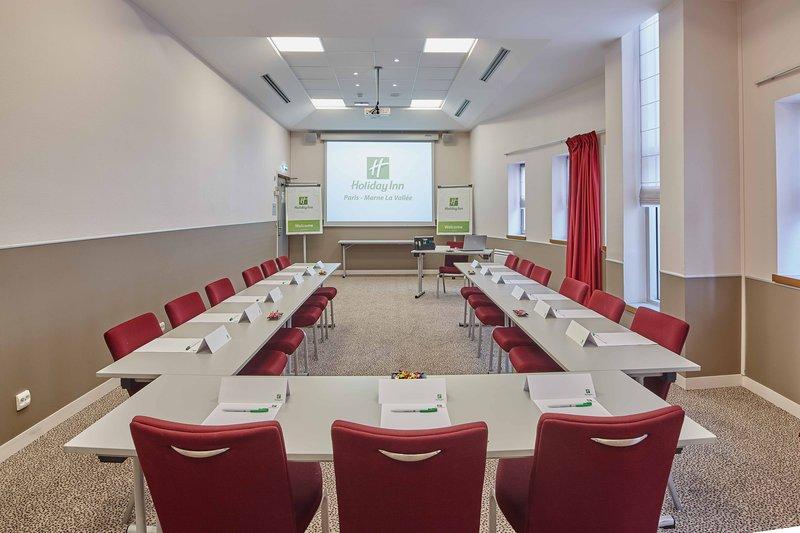 Holiday Inn Paris - Marne La Vallee-Meeting room - AMSTERDAM<br/>Image from Leonardo