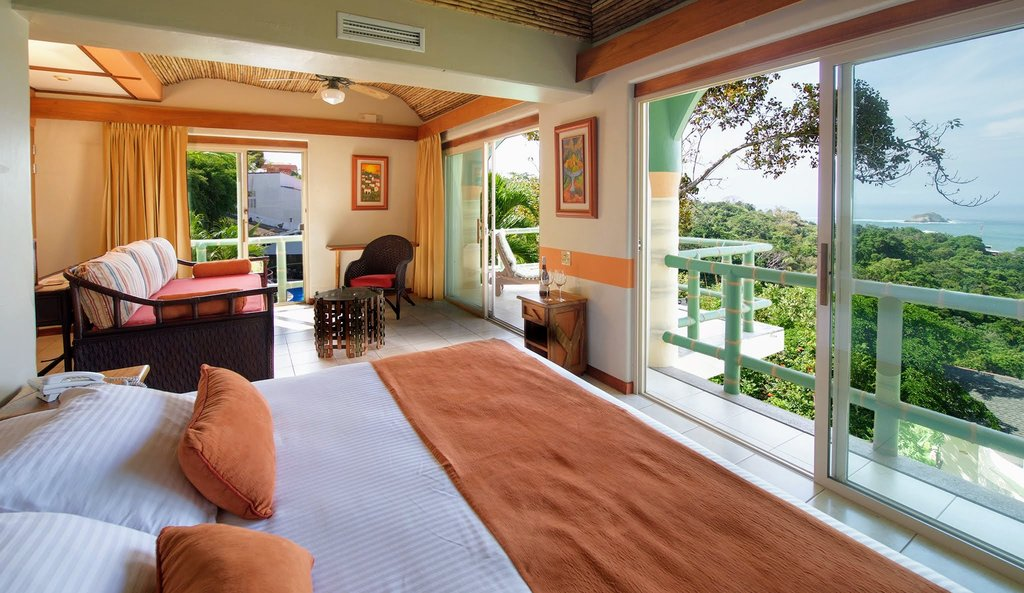 Si Como No-Deluxe Suite with panoramic jungle and ocean view<br/>Image from Leonardo