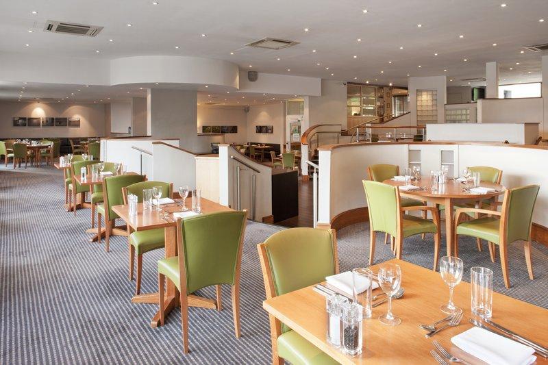 Holiday Inn Cardiff City Centre-Restaurant<br/>Image from Leonardo