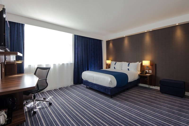 Holiday Inn Express Wakefield-Accessible Double Bed Guest Room<br/>Image from Leonardo