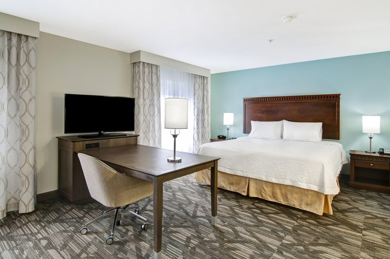 Hampton Inn &amp; Suites by Hilton Saint John-King Studio Suite <br/>Image from Leonardo
