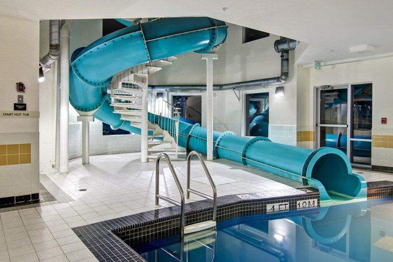 Hampton Inn &amp; Suites by Hilton Saint John-Swimming Pool Slide<br/>Image from Leonardo