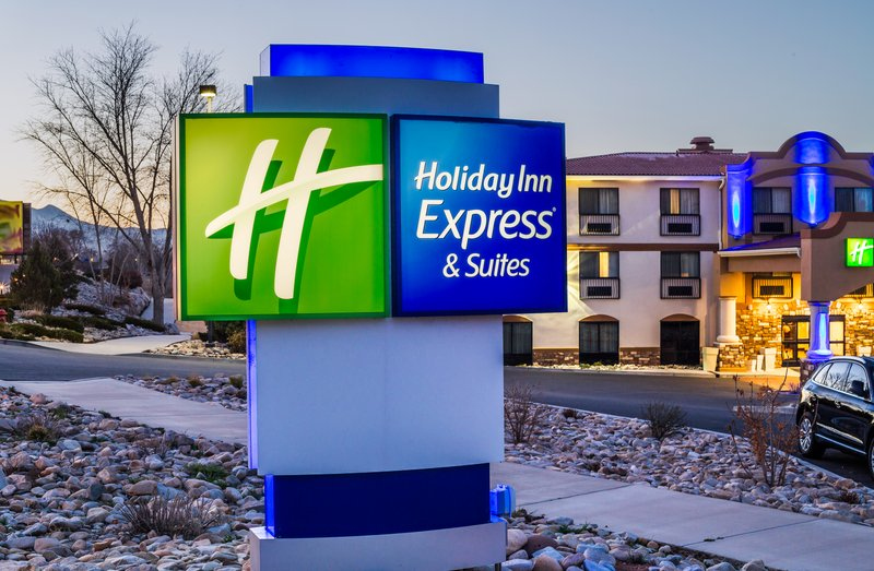 Holiday Inn Express & Suites Moab-Hotel Exterior <br/>Image from Leonardo