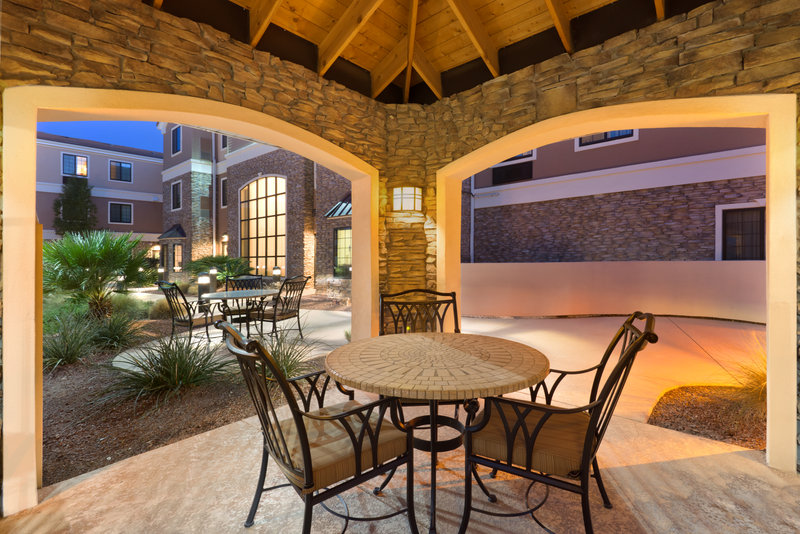 Staybridge Suites Tucson Airport-Gazebo <br/>Image from Leonardo