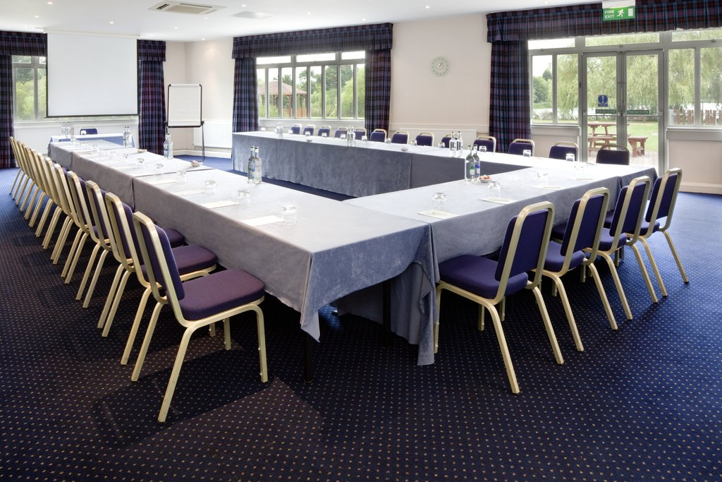 Holiday Inn Basildon-Our large boardrooms boast natural daylight and plently of space<br/>Image from Leonardo
