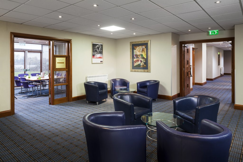 Holiday Inn Basildon-Our Academy breakout area ideal for meetings and buffet lunches<br/>Image from Leonardo