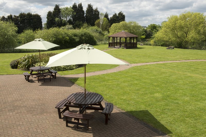 Holiday Inn Basildon-Enjoy the views of our external ground from the lounge bar<br/>Image from Leonardo