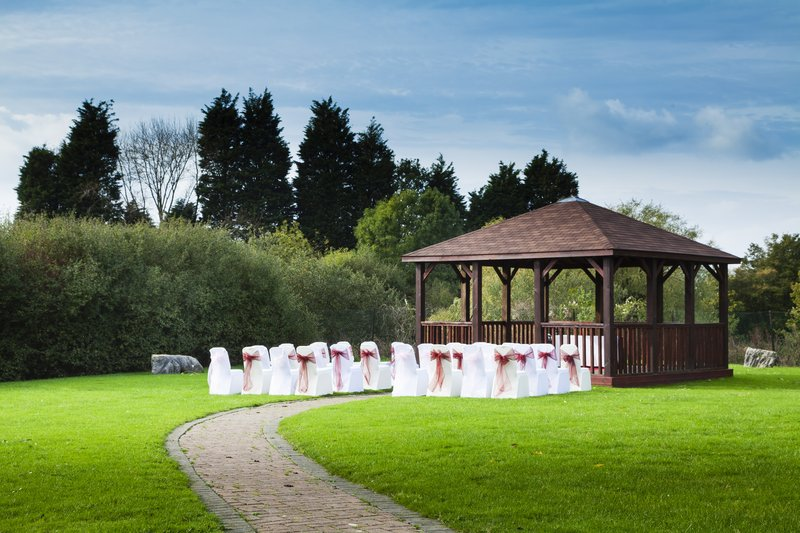 Holiday Inn Basildon-The Pavilion situated in the rear grounds of the hotel<br/>Image from Leonardo