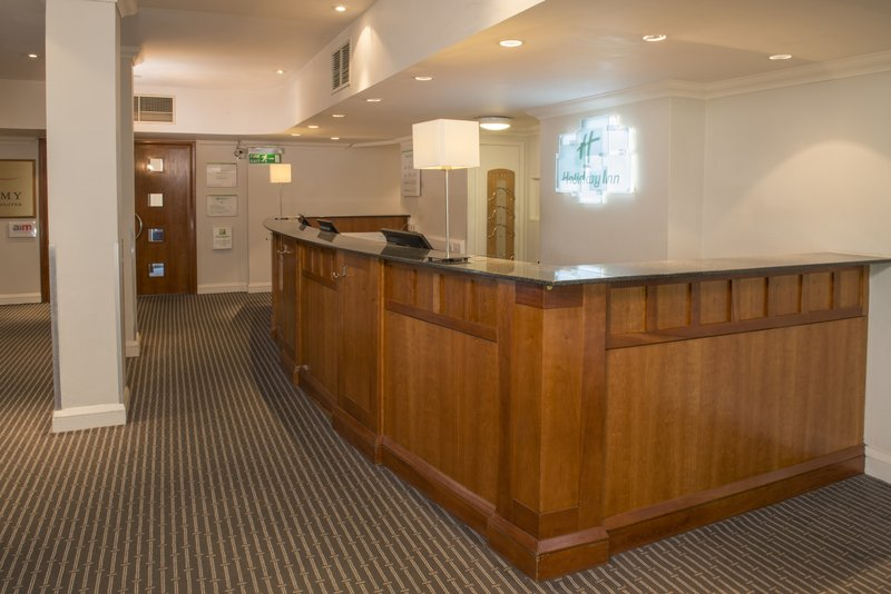 Holiday Inn Basildon-Hotel Lobby<br/>Image from Leonardo