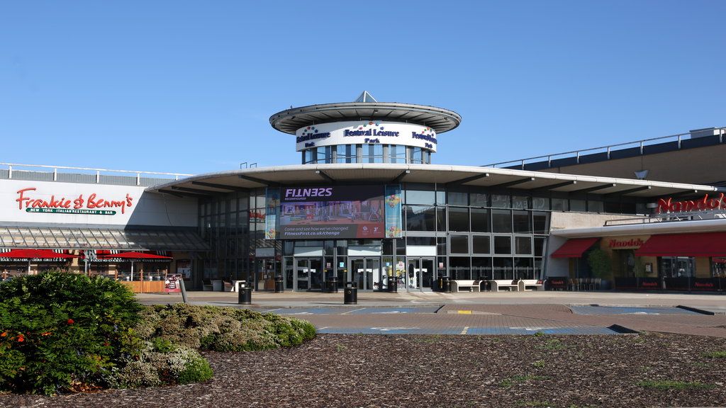 Holiday Inn Basildon-Festival Leisure Park and IMAX Cinema<br/>Image from Leonardo