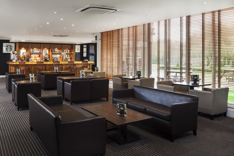 Holiday Inn Basildon-Enjoy relaxing in comfort in our Lounge<br/>Image from Leonardo