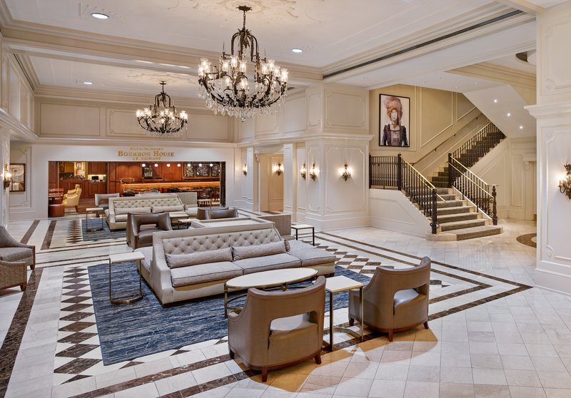 Astor Crowne Plaza French Quarter - Welcome to our beautiful hotel in the French Quarter. <br/>Image from Leonardo