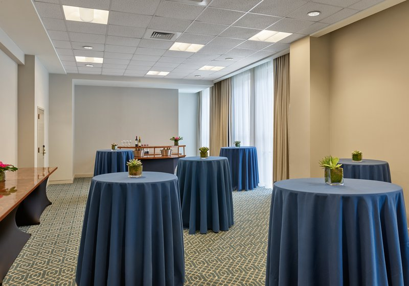 Astor Crowne Plaza French Quarter - St. Louis accommodates up to 50 attendees. <br/>Image from Leonardo