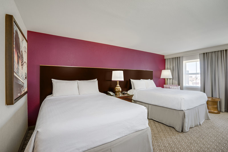 Astor Crowne Plaza French Quarter - Two Queen Beds guestroom <br/>Image from Leonardo