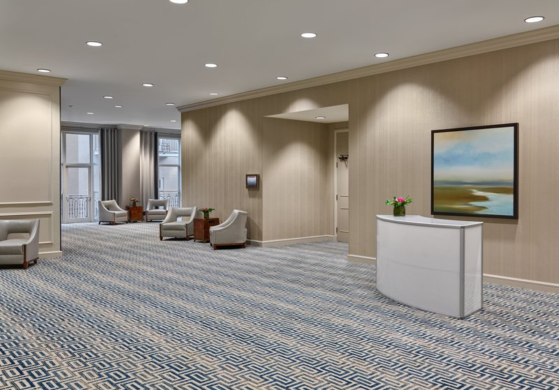 Astor Crowne Plaza French Quarter - Grand Gallery Pre Function with quick escalator access. <br/>Image from Leonardo