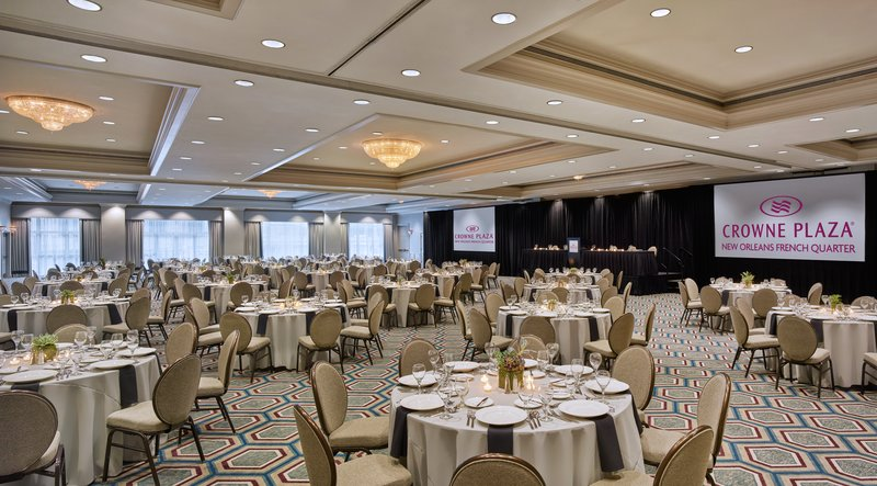 Astor Crowne Plaza French Quarter - Plan an event in the Grand Ballroom in New Orleans. <br/>Image from Leonardo
