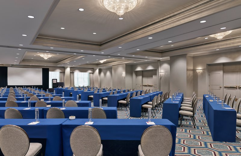 Astor Crowne Plaza French Quarter - Plan your meeting in the Astor Ballroom in New Orleans. <br/>Image from Leonardo