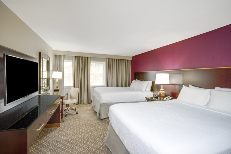 Astor Crowne Plaza French Quarter - Renovated Two Queen Beds Guest Room <br/>Image from Leonardo