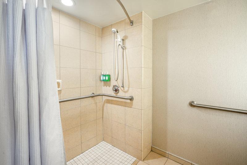 Astor Crowne Plaza French Quarter - Guest Bathroom <br/>Image from Leonardo