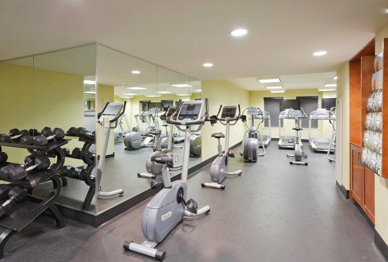 Astor Crowne Plaza French Quarter - Fitness Center <br/>Image from Leonardo