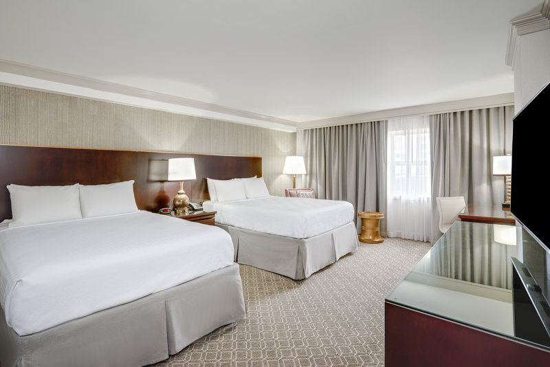Astor Crowne Plaza French Quarter - Two Queen Beds Deluxe Guest Room <br/>Image from Leonardo