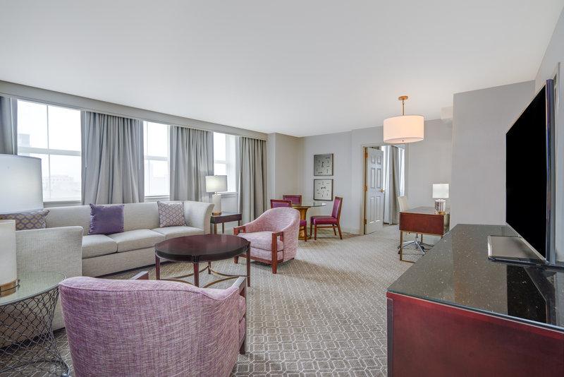 Astor Crowne Plaza French Quarter - Suite <br/>Image from Leonardo