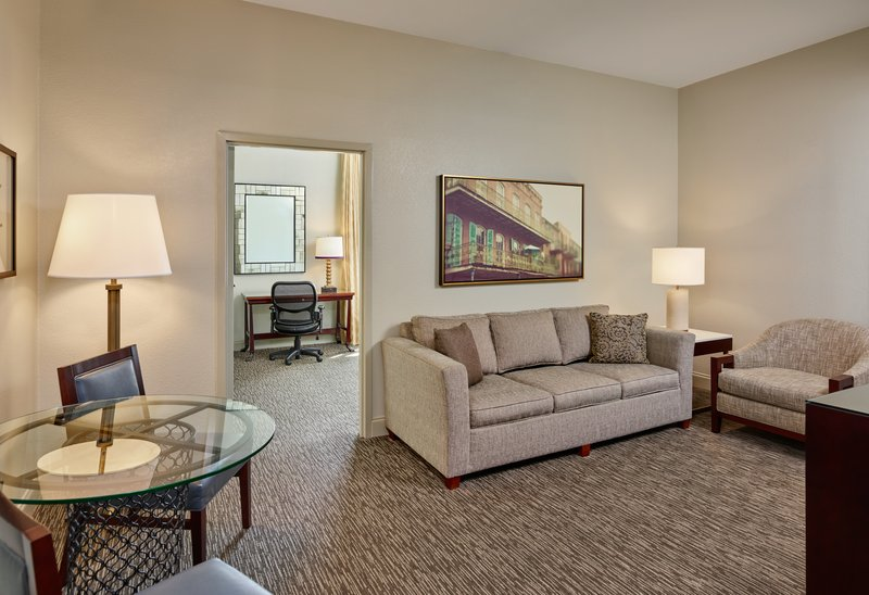 Astor Crowne Plaza French Quarter - Book a spacious Alexa Suite in New Orleans. <br/>Image from Leonardo