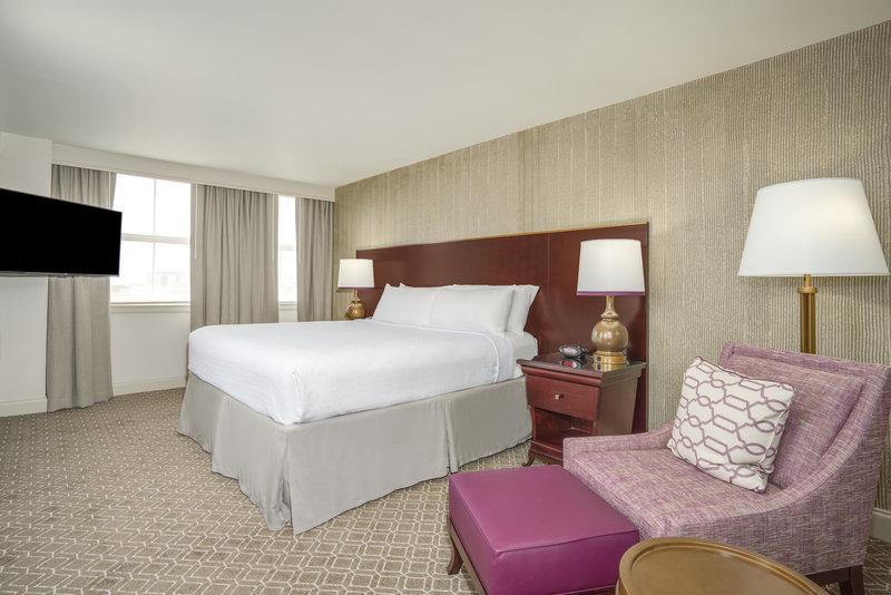 Astor Crowne Plaza French Quarter - One King Bed Suite <br/>Image from Leonardo