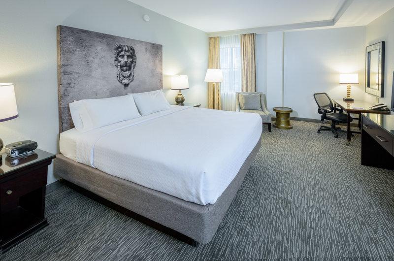 Astor Crowne Plaza French Quarter - Guest Room <br/>Image from Leonardo