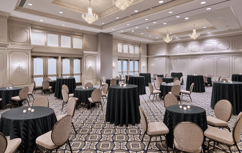 Astor Crowne Plaza French Quarter - Enjoy a reception in the St. Charles Ballroom on the main level. <br/>Image from Leonardo