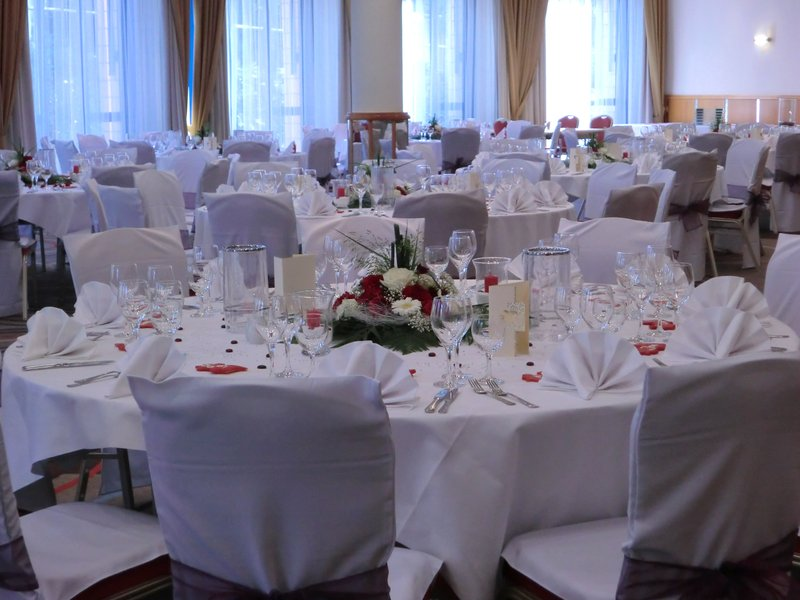 Holiday Inn Stuttgart-Banquet room<br/>Image from Leonardo