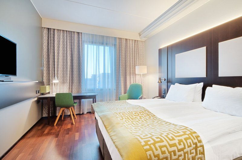 Holiday Inn Helsinki - West -Ruoholahti-Sleep well in our comfy new beds<br/>Image from Leonardo