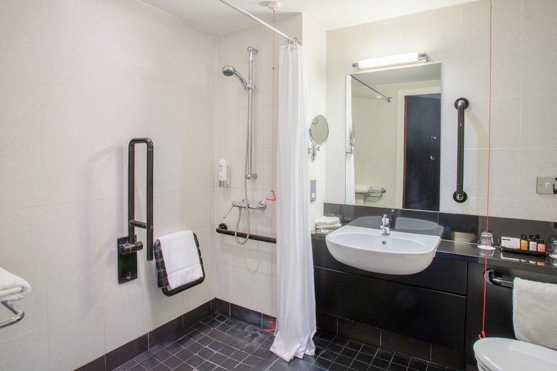 Crowne Plaza Marlow-Guest Bathroom<br/>Image from Leonardo