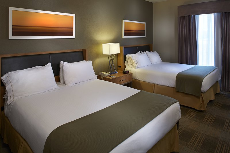Holiday Inn Express & Suites Orangeburg-Holiday Inn Express and Suites Orangeburg - Double Bed Guest Room<br/>Image from Leonardo
