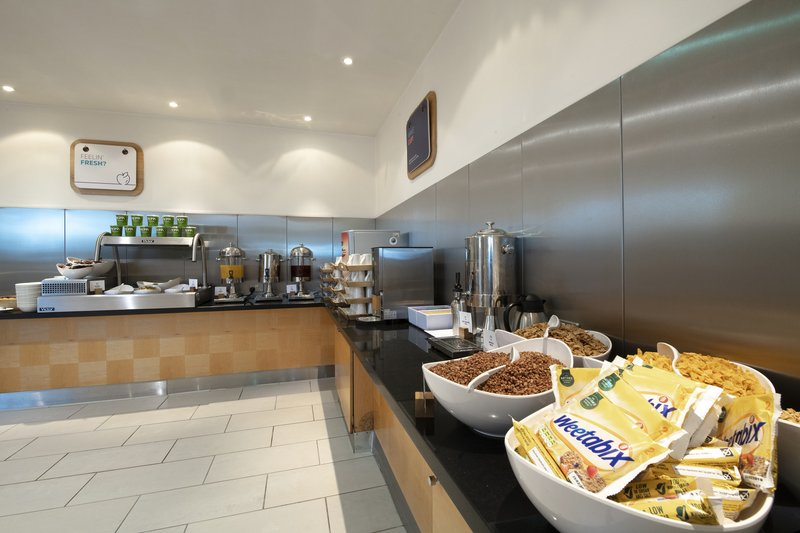 Holiday Inn Express Newcastle City Centre-Toast and jam? Porridge? Croissant? The choice is yours!<br/>Image from Leonardo