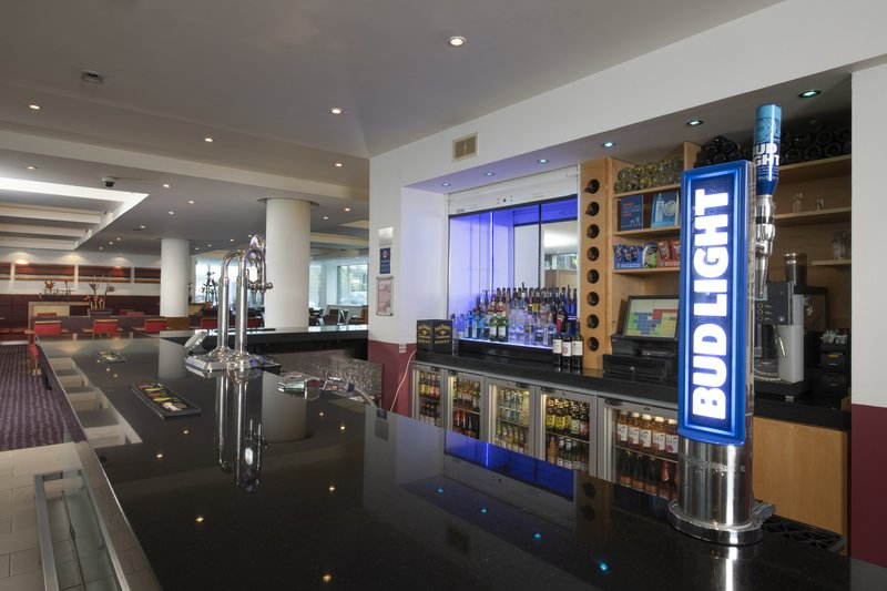 Holiday Inn Express Newcastle City Centre-Thirsty? Our licensed bar is open throughout the day<br/>Image from Leonardo