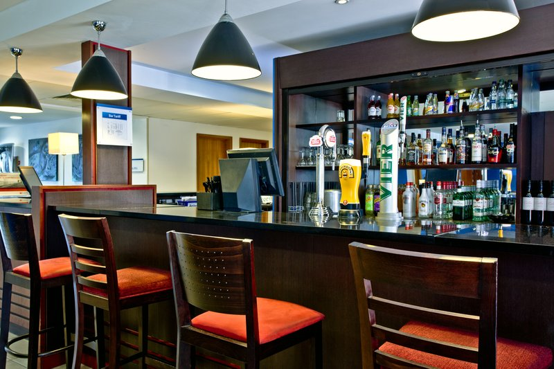 Holiday Inn Express Shrewsbury-Relax with a drink at our casual Bar<br/>Image from Leonardo