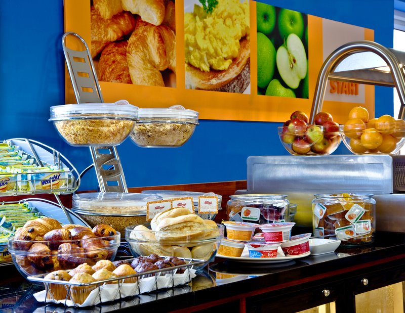 Holiday Inn Express Shrewsbury-Browse our delicious Breakfast Buffet<br/>Image from Leonardo
